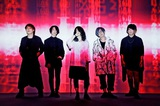 """a crowd of rebellion、全22公演のレコ発ツアー""""Ill tour 2018-2019""""開催決定!"""