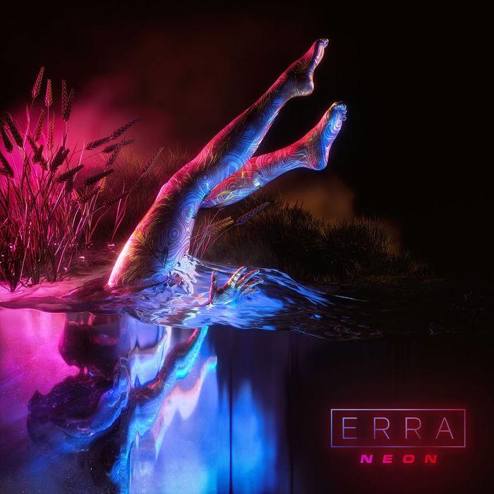 叙情系Djent/プログレッシヴ・メタルコア・バンド ERRA、8/10にニュー・アルバム『Neon』リリース決定!新曲「Disarray」MV公開!