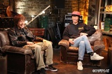 """横山健(Ken Yokoyama)×難波章浩(NAMBA69)、7/1放送""""Love music""""にて地上波初対談!Kj(Dragon Ash)、10-FEET、MAH(SiM)からビデオ・レターも!"""