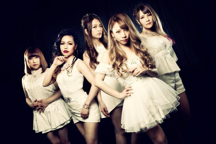 超正統派メタルで攻めまくる女性5ピース LOVEBITES、6/6リリースの2ndミニ・アルバム『BATTLE AGAINST DAMNATION』全曲試聴動画公開!