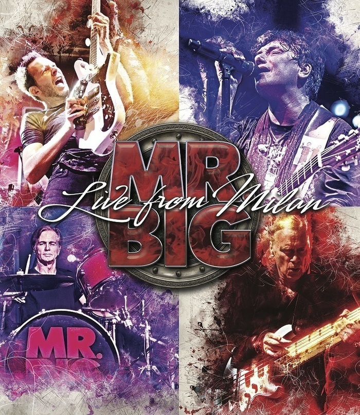 MR.BIG、7/4リリースのPat Torpey(Dr)追悼盤ライヴ作品『Live From Milan +Japan 2017 Official Bootleg』より「Colorado Bulldog」公開!