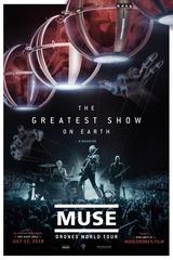 """MUSE、ライヴ・フィルム""""Muse: Drones World Tour""""を7/12に全国37の映画館にて上映決定!"""