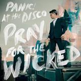 10月に来日するPANIC! AT THE DISCO、本日6/22リリースのニュー・アルバム『Pray For The Wicked』全曲音源公開!