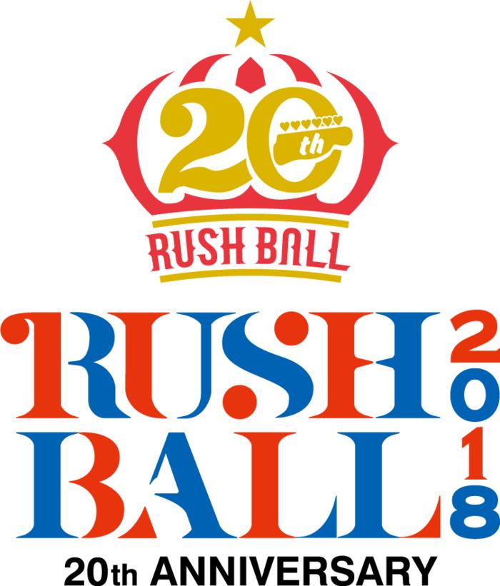 """初3デイズ開催の""""RUSH BALL 2018""""、""""ATMC""""ステージ出演者発表!a crowd of rebellion、Dizzy Sunfist、THE冠ら決定!"""