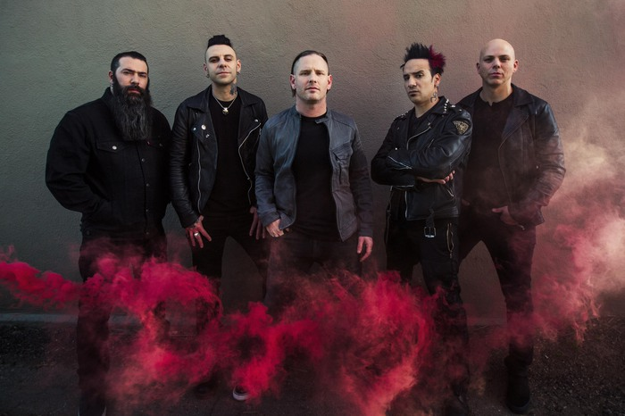 STONE SOUR、8/31に『Hydrograd』デラックス・エディションをリリース決定!RATM、SOUNDGARDENらのカバーなどを追加収録&「Burn One Turn One」リリック・ビデオ公開も!