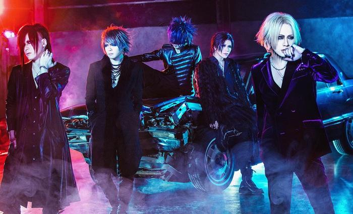 the GazettE、本日6/4よりニュー・アルバム『NINTH』収録曲「Falling」MV&メンバー・コメントを渋谷モディと品川駅構内ヴィジョンにて放映開始!