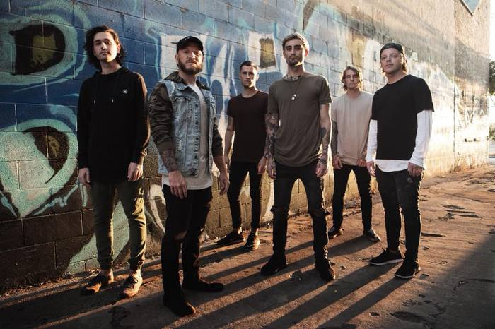WE CAME AS ROMANS、最新アルバム『Cold Like War』より「Vultures With Clipped Wings」ライヴMV公開!