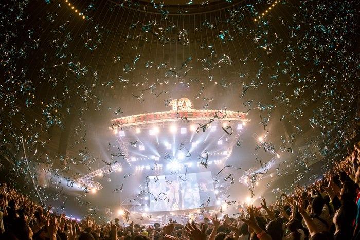 04 Limited Sazabys、映像作品『10th Anniversary Live』リリース記念し8/18に全国12劇場で先行スペシャル映像上映会が決定!