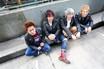 BURL、8/1リリースのフル・アルバム『JUST PUNK,GO!!』より「COME ON BOY」MV公開!ツアー前半戦ゲストにSTOMPIN' BIRD、SECRET 7 LINE、Dizzy Sunfistら決定も!