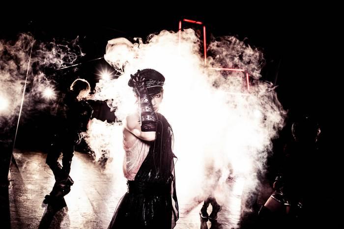 """鋲(ex-SCREW)、アーティスト名表記を""""BYO""""に変更し新バンド""""KHRYST+""""結成!11/1にTSUTAYA O-WESTにて初ライヴ開催も!"""