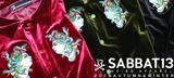 【本日23:59迄!】SABBAT13最新作、予約受付中!キルティングを施したフード・ブルゾンをはじめ、パッチを採用したパーカーやロンTが登場!