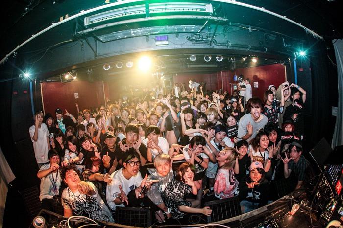 本日開催の大阪激ロックDJパーティー大盛況にて終了!次回は8/18心斎橋DROP&アメリカ村BEYONDぶち抜き開催!イベント予約で激ロック×RIP DESIGN WORXXコラボ・ネック・ストラップがもらえる!