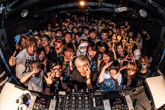 昨日開催の東京激ロックDJパーティー@下北沢、大盛況にて終了!次回は8/25渋谷THE GAMEにて原点回帰のナイト・タイム開催!予約受付中!