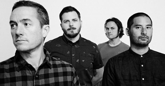 孤高のポスト・ハードコア・バンド THRICE、9/14にリリースされるニュー・アルバム『Palms』より「The Grey」MV公開!