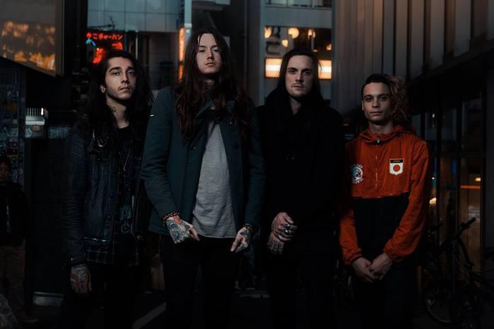 ロサンゼルス発メタルコア・バンド BAD OMENS、Vincent Riquier(Ba)の脱退を発表