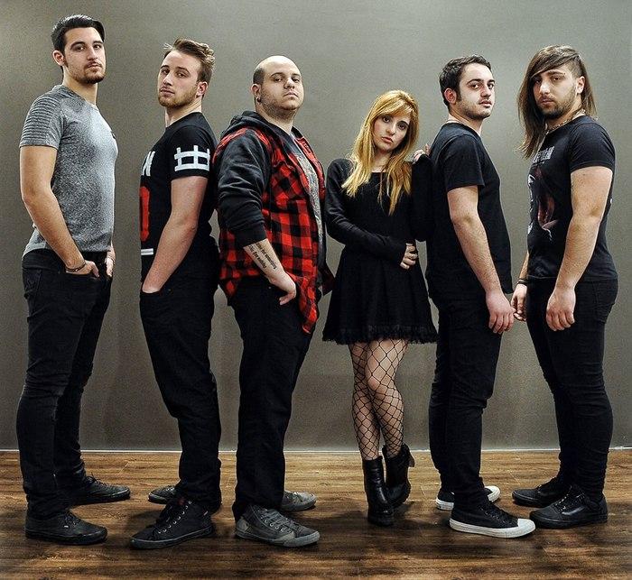 イタリアの男女ツインVoメタルコア・バンド BLINDING SUNRISE、Fear, and Loathing in Las Vegasをカバー!「Let Me Hear」MV公開!