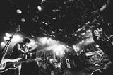 OUTRAGE、11月東名阪で開催の1stアルバム『Black Clouds』再現ツアー・ゲストにBELLFAST、EREBOSら出演決定!新アーティスト写真公開も!