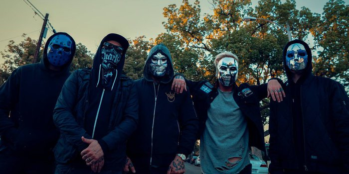 HOLLYWOOD UNDEAD、ニュー・シングル「Another Level」音源公開!