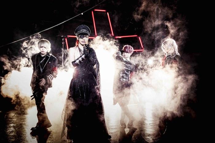 """BYO(ex-SCREW)率いる新バンド""""KHRYST+""""、メンバー発表!0thミニ・アルバム『BASALT』よりリード曲「螺旋階段」MV公開も!"""