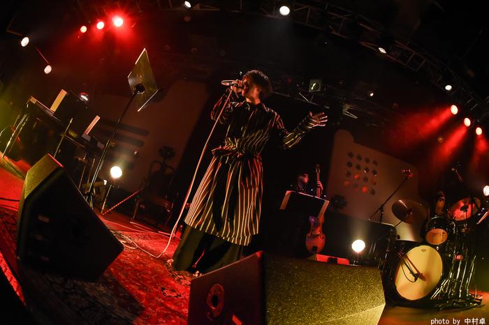 """MERRY、10月に開催する東名阪ツアーのタイトルが""""哀愁のダンスホール[羊想]異形 tiki""""に決定!"""