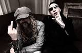 MARILYN MANSON × ROB ZOMBIE、THE BEATLESの楽曲「Helter Skelter」カバー音源公開!