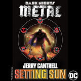 Jerry Cantrell(ALICE IN CHAINS)、ソロ曲「Setting Sun」配信開始&音源公開!