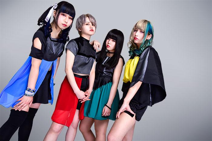 4人組ロック・アイドル 969、8/22リリースの1stアルバム『969』より「A NEW LEVEL」MV公開!