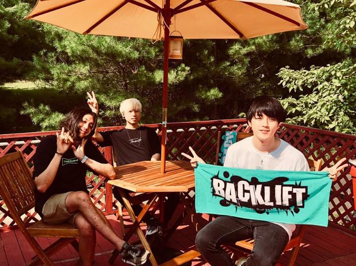 BACK LIFT、10/3リリースのニュー・ミニ・アルバム&全国ツアー詳細発表!