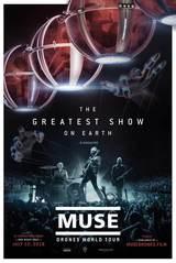 "MUSE、8/3-9にライヴ・フィルム""MUSE: Drones World Tour""緊急アンコール上映決定!"
