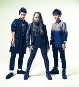 """平均年齢16歳の3ピース・ヘヴィ・メタル・インスト・バンド ASTERISM、""""BATTLE SESSION""""第8弾「OVERDRIVE」スタジオ・ライヴ映像公開!"""