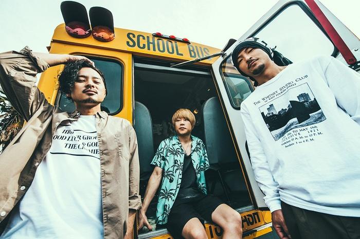 "BUZZ THE BEARS、ニュー・アルバム収録曲「Cocoa」が佐藤製薬""ユンケル""TVCMソングに決定!"