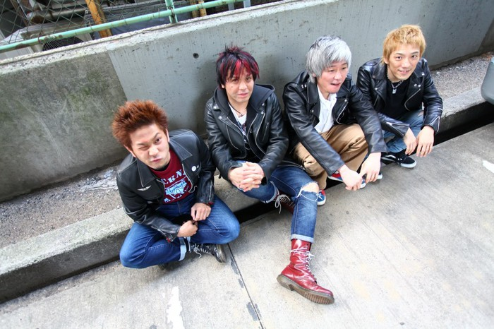 "BURL、レコ発ツアー""JUST PUNK,GO!!TOUR2018""後半戦ゲスト・バンドにTHE SKIPPERS、DRADNATS、RAZORS EDGE、waterweedら決定!"
