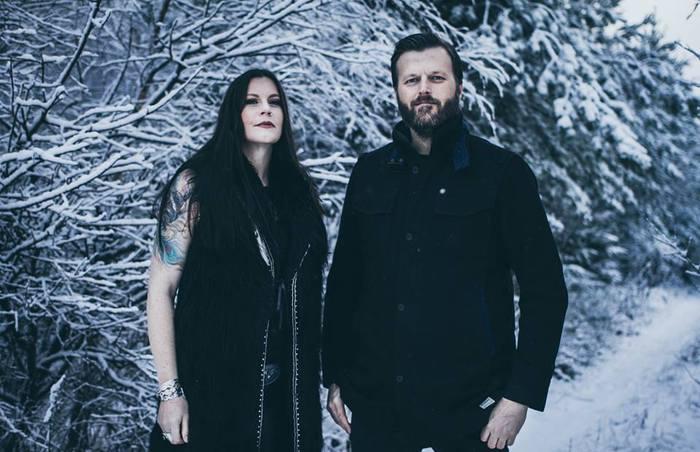Floor Jansen(NIGHTWISH)&Jørn Viggo Lofstad(PAGAN'S MIND)によるハード・ロック・プロジェクト NORTHWARD、10/19リリースのデビュー・アルバムより「While Love Died」MV公開!