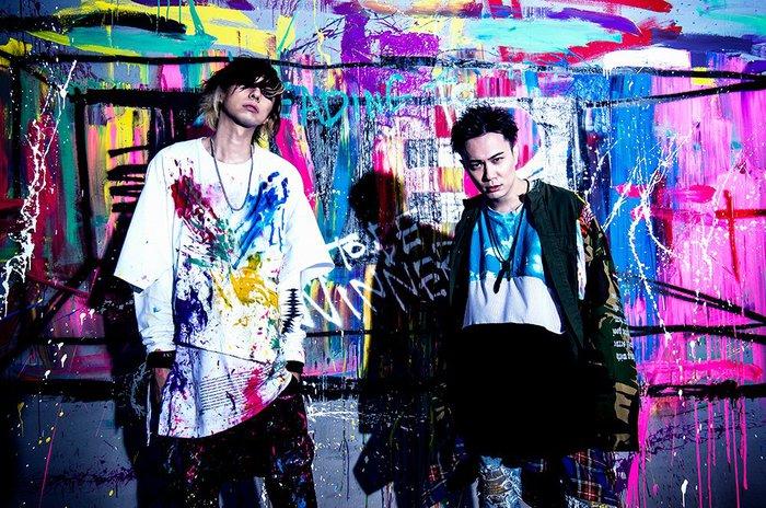 "OLDCODEX、8/22リリースのライヴBlu-ray『""we're Here!"" in YOKOHAMA ARENA 2018』ジャケット・デザイン公開!"