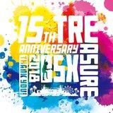 """9/8-9開催""""TREASURE05X 2018""""、タイムテーブル公開!ラグーナビーチ初日トリはMAN WITH A MISSION!"""