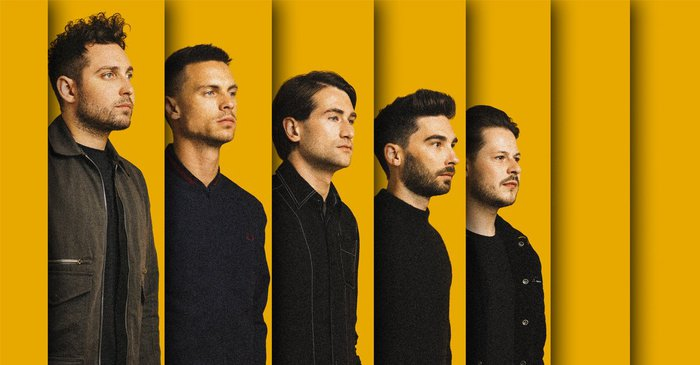 YOU ME AT SIX、10/10リリースのニュー・アルバム『Ⅵ』より「Back Again」音源公開!