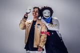 """グッドモーニングアメリカ、ペギ(Dr/Cho)ソロ・プロジェクト""""BIG & MEE""""始動!10/20開催の1stライヴで聴きたい曲募集!"""
