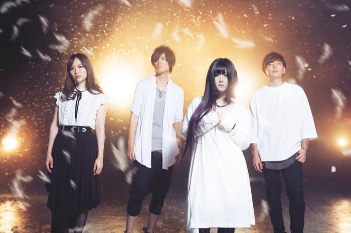 男女混合メロディック・メタル・バンド Octaviagrace、10/10リリースのニューEP『new eclosion』から「sorrow joker」MV公開!新アー写発表も!