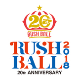 "BRAHMAN、MONOEYES、SiM、9mm、Crossfaithら出演!9/25読売テレビにてライヴ特番""RUSH BALL 2018 20th Anniversary""放送決定!"