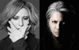 YOSHIKI feat. HYDE、シングル『Red Swan』のリリース日が10/3に決定!ジャケット写真公開も!