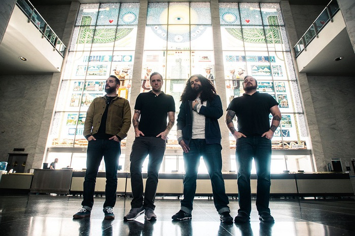COHEED AND CAMBRIA、10/5にニュー・アルバム『The Unheavenly Creatures』日本盤リリース決定!