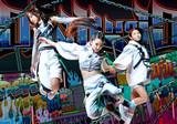 ガールズ・ダンス・クルー DEVIL NO ID、10/10リリースのシングルより上田剛士(AA=)が楽曲提供&サウンド・プロデュースの表題曲「BEAUTIFUL BEAST」MV公開!