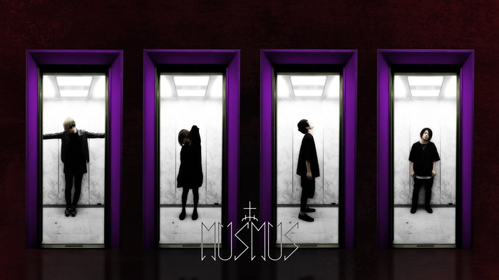 THE MUSMUS、10/5TSUTAYA O-WESTワンマンにてリリースの会場限定シングル『THE DEVIL』ティーザー動画公開!