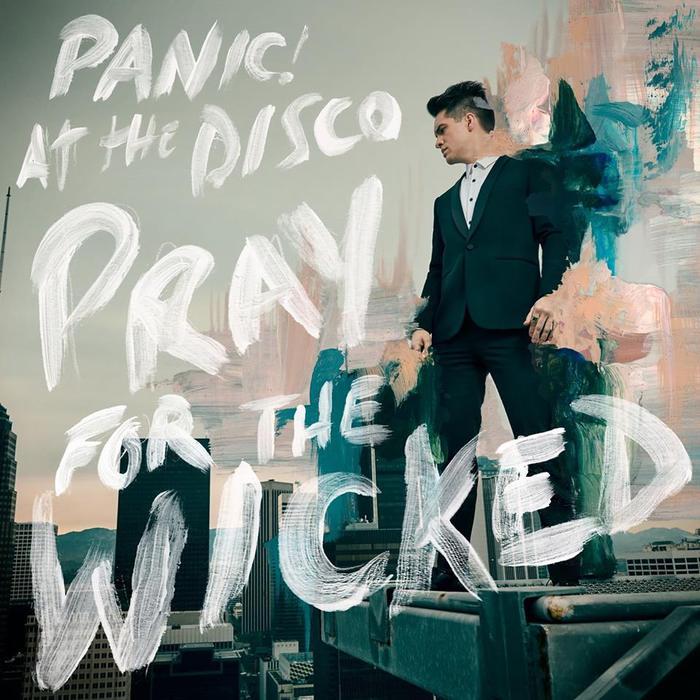 10月に来日するPANIC! AT THE DISCO、最新アルバム『Pray For The Wicked』より「High Hopes」メイキング映像公開!