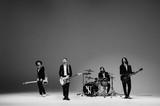 The BONEZ、最新アルバム『WOKE』LP盤を500枚限定リリース決定!