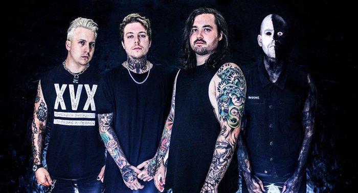 カンザスシティ出身のダーク・エレクトロニコア・バンド THE BROWNING、10/26リリースのニュー・アルバム『Geist』より新曲「Final Breath」MV公開!