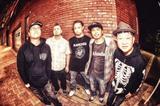 NICOTINEのHOWIE(Vo)とex-ロードオブメジャーのNoB(Gt)らによるバンド Circle Joint、12/5にミニ・アルバム『Variety in the box』全国リリース決定!