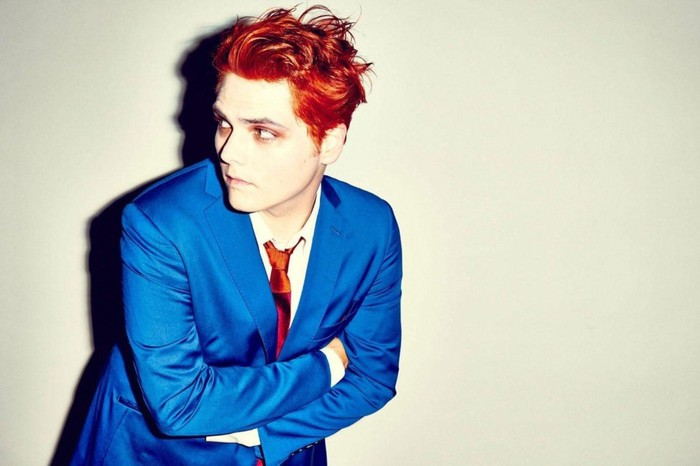 Gerard Way(ex-MY CHEMICAL ROMANCE)、ニュー・シングル「Baby You're A Haunted House」10/26リリース決定!音源一部公開も!