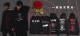 KAVANE Clothing最新作、一般販売開始!バックに特大プリントを施したビッグ・シルエットのパーカーやKVNロゴとバラが特徴のロンTなどがラインナップ!