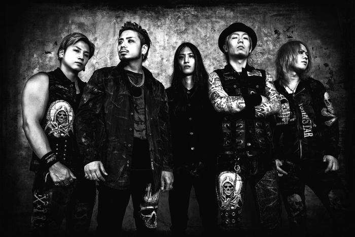 名古屋発のエクストリーム・メタル・バンド Unveil Raze、12/21開催の主催ライヴでのメンバー脱退と活動休止を発表